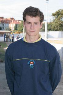 Daniel Sevilla - entrenador 2ª juvenil
