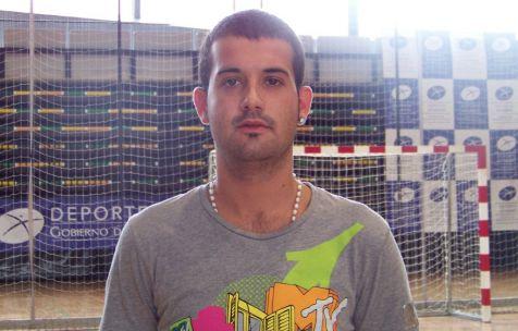 David Garcia - entrenador 2ª benjamin
