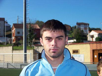 David Valdes - entrenador 3ª alevin