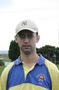 Diego Diaz - entrenador 3ª juvenil