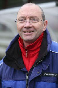 Florentino Gonzalez - entrenador 3ª infantil