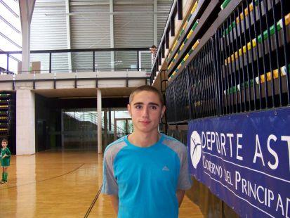 Gonzalo - entrenador prebenjamin