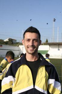 Gustavo Menendez - entrenador 3ª infantil