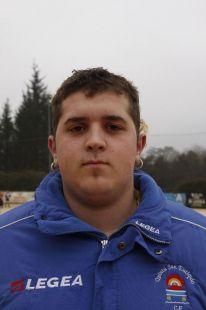 Jairo Colmen - entrenador 3ª alevin