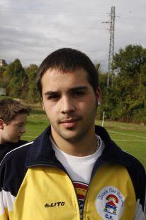 Javier - entrenador 3ª alevin