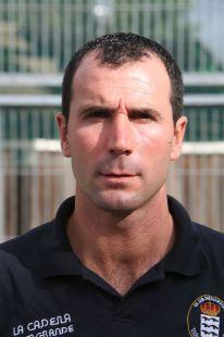 Javier - entrenador 3ª infantil