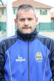 Javier Diaz - entrenador 3ª infantil