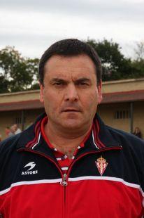 Javier Gonzalez - entrenador 2ª cadete