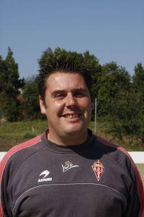 Javier Vega - entrenador 1ª alevin