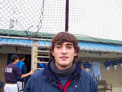 Jorge Menendez - entrenador 1ª juvenil