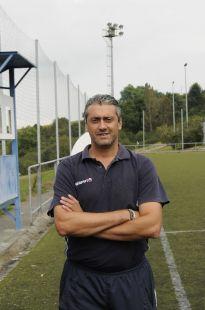 Jorge Rodriguez - entrenador 2ª juvenil