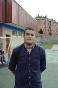 Jorge Rodriguez - entrenador 3ª infantil