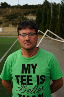Jose Emilio - entrenador 3ª cadete