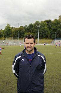Manuel - entrenador 1ª juvenil