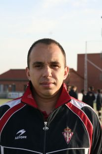 Manuel Alejandro - entrenador alevin