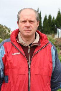 Manuel de la Iglesia - entrenador 2ª cadete