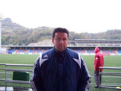 Miguel Fernandez - entrenador 2ª juvenil