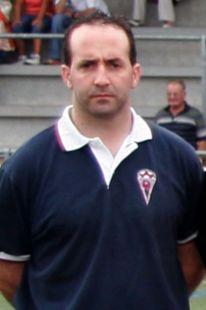 Miguel Teran - entrenador 1ª infantil