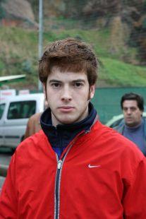 Nicolas Lafuente - entrenador 3ª alevin