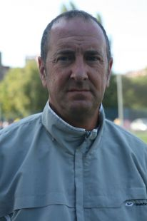 Pedro Avello - entrenador 2ª juvenil
