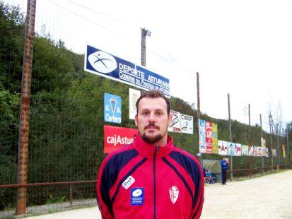 Ricardo Martinez - entrenador 3ª alevin