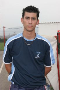 Ruben Alvarez - entrenador 2ª infantil