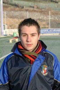 Ruben Pere - entrenador 2ª alevin