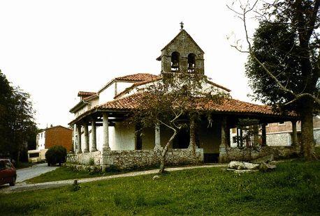 Iglesia San Mamés en Cuerres