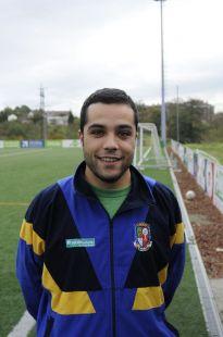 Victor Gonzalez - entrenador 3ª infantil