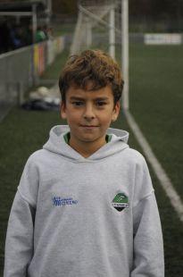 Carlos - 3ª alevín