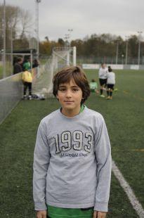 Federico - 3ª alevín