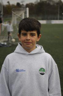 Jorge - 3ª alevín
