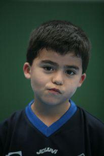 Pedro - 3ª benjamín