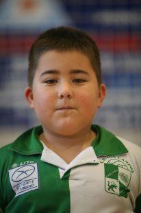 Rubén II - 3ª benjamín