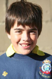 Sergio - 3ª alevín