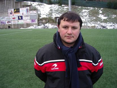 3ª alevin - entrenador