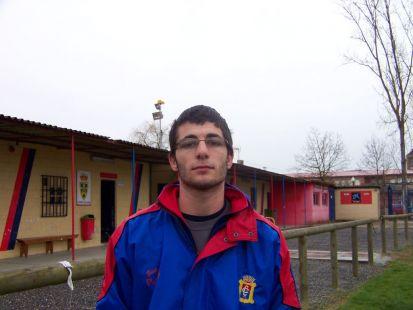3ª alevin - Hugo Cordoba