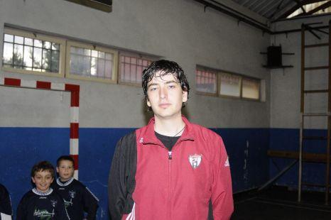 3ª benjamin - Jose Luis entrenador