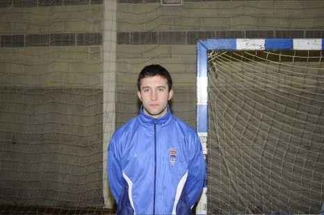 3ª benjamin - Luis entrenador