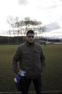 3ª infantil - Miguel entrenador