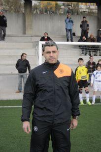 Alevin - Amable entrenador