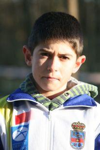 Atletismo Corvera - Adrián