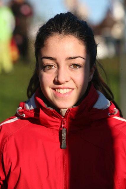 Atletismo Esnova - Claudia