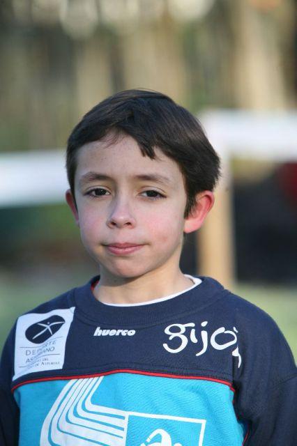 Atletismo Esnova - David