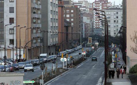 La nueva avenida de Portugal