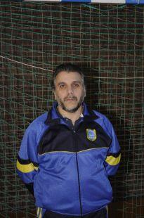Benjamín - entrenador Luis