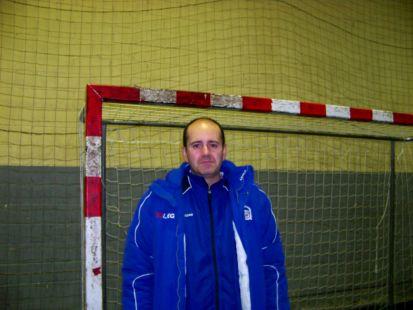 Benjamín D - Armando entrenador