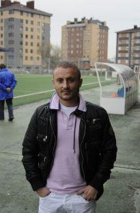 Cadete - Miguel entrenador
