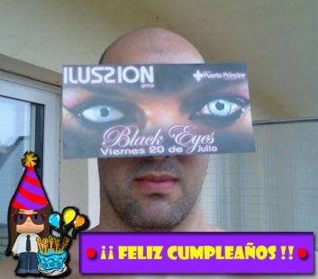 ¡¡Feliz cumpleaños!!