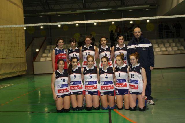 Grupo Covadonga - cadete femenino